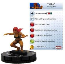 Marvel Heroclix Age of Ultron - TIGRA #008