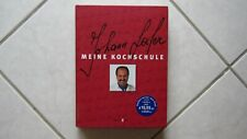 "Koch Buch: "" Meine Kochschule "" Johann Lafer, Rezepte, Bassermann Verlag 2006"