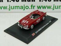 IT95N Voiture 1/43 STARLINE 1000 MIGLIA : ALFA ROMEO Giulietta Spider 1956