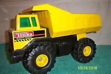 Tonka Mighty Diesel 1996 #93901 Good Mighty Dump Truck Fully Working 16 3/4 Long