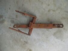 Allis Chalmers Wd Wd45 45 Tractor Ac Snap Coupler Drawbar Draw Bar Assembly Nice