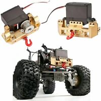 RC Upgrade Kits Metall Aluminium GRC 25T Servo Winch Set Zubehör Teile GAX0136A
