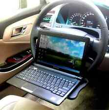 Auto Laptop Tray Table Stand Steering Wheel Mount Car SUV Truck Desk Travel