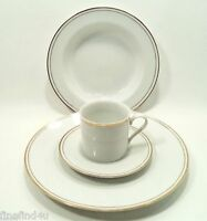 LUXURY by CHINA PEARL FINE CHINA 4 PC PLACE SETTING(s)