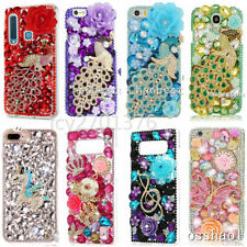 Bling Rhinestone Diamond Soft back Case Cover For NOKIA 5 6 7 8 3.1 5.1 6.1 7.1
