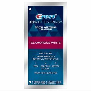 Pouche – Crest Whitestrips 3D Glamorous White / Teeht Whitening Kit