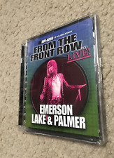From the Front Row LIVE [DVD-AUDIO] Emerson Lake & Palmer | CD |