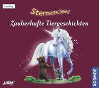 STERNENSCHWEIF - STERNENSCHWEIF-TIERGESCHICHTEN (HÖRBUCH)  2 CD NEU