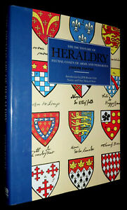 The Dictionary of Heraldry by  Joseph Foster | V/G+ HB, 1994