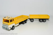 MATCHBOX KING SIZE K-21 K21 K 21 FORD H SERIES TRUCK WITH TRAILER EXCELLENT