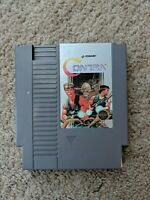 Contra Nintendo Entertainment System NES - AUTHENTIC - Tested