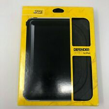 New Open Box Gray White Otter Box Defender Series Rugged Protection IPad