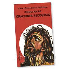 ORACIONES ESCOGIDAS LIBRO Nuevo Devocionario Espiritista ALLAN KARDEC Misa Mediu