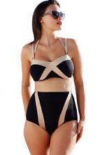 Polyamide Plus Size Bikini Swimwear for Women