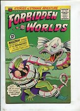 FORBIDDEN WORLD #131 1965