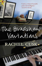 The Bradshaw Variations by Rachel Cusk, Book, New Paperback
