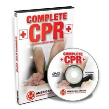 DVD Complete CPR - Cardio Pulmonary Resuscitation 7817