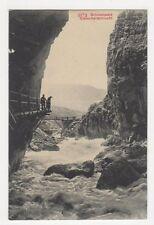 Switzerland, Grindelwald, Gletscherschlucht Postcard, B210
