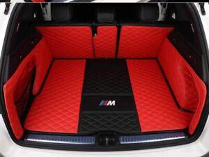 For BMW-X1-X2-X3-X4-X5-X6-X7-2000-2021Car trunk mat