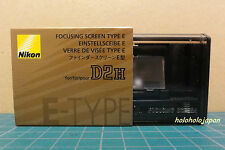 """Genuine Nikon""""Grid Focusing Screen Type-E"""" For D2XS・D2X・D2HS・D2H Made in Japan"""