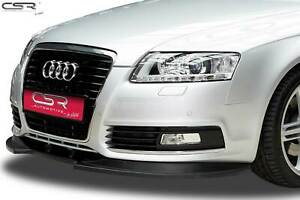 CSR Audi A6 C6 S-Line Facelift 08-11 Front Lip (UK STOCK)