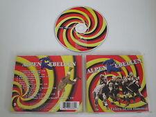 ALPENREBELLEN/FEIERN IST EIN HAMMER(EASTWEST 8573-86636-2) CD ALBUM