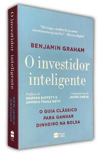 O INVESTIDOR INTELIGENTE Benjamin Graham MVB The Intelligent Investor PORTUGUESE