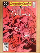 DETECTIVE COMICS #539 VF 1984 Batman Green Arrow Dungeons & Dragons Video Game!