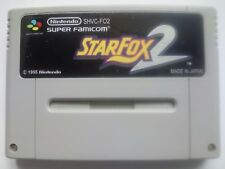 Star Fox 2 Starfox Starwing for Super Nintendo SNES NTSC J English!