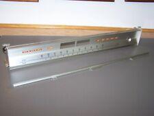 New ListingPioneer Sx-1250 Dial Panel & Blind Sash Aag-106 & Aap-037