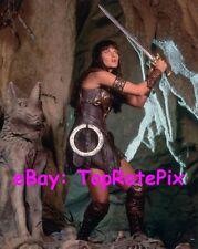 LUCY LAWLESS  -  Xena: Warrior Princess  -  8x10 Photo  #07