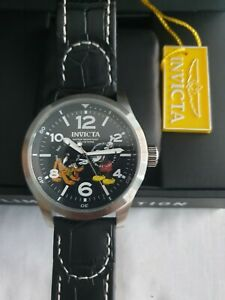 Scarce Rare Brand New INVICTA Disney Mickey Mens Watch Limited Edition 2000 GEM