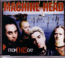MACHINE HEAD From This Day 2UNRELEASE CD BAD BRAINS TRK