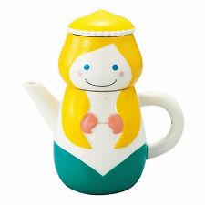 SUN ART JAPAN TEA FOR ONE Sunart Teapot Tea cup Set DISNEY The little Mermaid