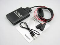 USB SD AUX Mp3 integration Kit For 1991-2006 BMW 3pin+6pin CD Changer Connection