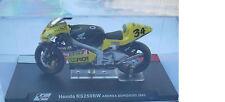 MODELLINO MOTO - HONDA RS250RW - ANDREA  DOVIZIOSO  - 2005 -  SCALA 1:24