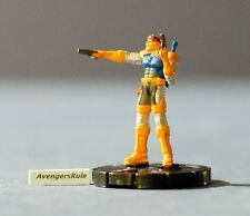 Marvel Heroclix Mutations and Monsters 010 Maverick Common
