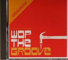 "CD 4 titres CORNERSHOP feat ROWETTA ""Wop the groove"" Neuf et emballé µ"