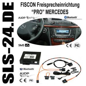 Mercedes FSE Bluetooth A B C Klasse W169 W245 W204 W251 Freisprecheinrichtung