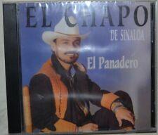 El Chapo de Sinaloa - El Panadero - CD NEW! Sealed! FREE SHIPPING!