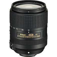 Nikon Nikkor AF-S 18-300mm f/3.5-6.3 DX VR lente * ED NUOVO elemento *