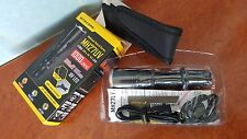 NITECORE MH27UV LED Torch 1000 Lumens + USB 18650 Rechargeable Battery