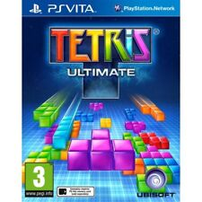 TETRIS Ultimate Game PS Vita Sony PlayStation UK PAL