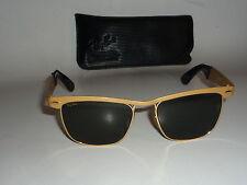 Top Zustand! Vintage Ray Ban B&L USA Wayfarer DLX  orig. case Gläser G 15