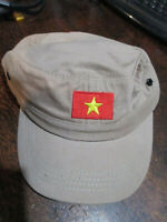 Vietnam Army Military Style Cap One size fits all easy adjust Brand NEW