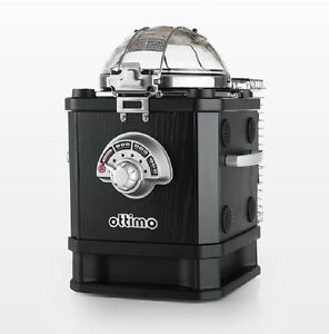 NEW Ottimo Coffee Bean Roaster & Cooler BLACK For Home Cafe DIY Simple Roasting