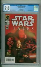 Star Wars Tales #17 9.8 CGC  Photo Cover Variant 2003