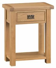 HEREFORD 1 DRAWER TELEPHONE TABLE / HALLWAY UNIT / PLANT STAND