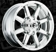 Fuel Maverick D536 20x9 5x5.5/5x150 ET20 Chrome Rims (Set of 4)