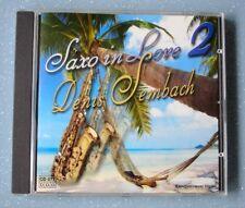 CD SAXOPHONE IN LOVE 2 DE DENIS SEMBACH -